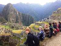 Global Leadership in Peru for Freshmen